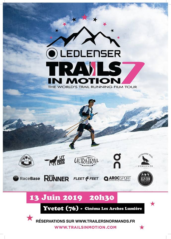13/06/2019 - Trails In Motion a débarqué en Normandie !